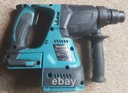 Makita DHR242 18V Li-ion Brushless Rotary Hammer Drill (Bare Unit) Fully