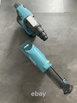 Makita DHR242 18v SDS+ Brushless Hammer Drill With Extractor (Body Only)
