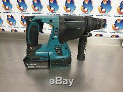 Makita DHR242 18v SDS+ Plus Brushless Rotary Hammer Drill & 3.0Ah battery (M)