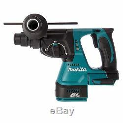 Makita DHR242Z 18V Cordless li-ion SDS Plus Brushless Hammer Drill Body Only
