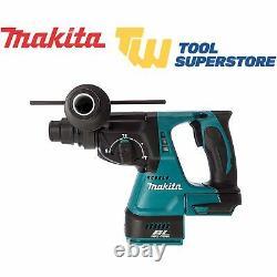 Makita DHR242Z 18V LXT SDS+ Brushless Rotary Hammer Drill Cordless Body Only