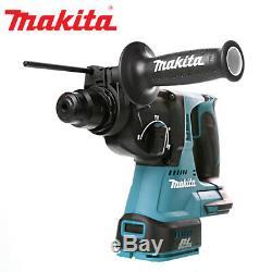 Makita DHR242Z 18V Rotary Hammer SDS+ Drill With 13mm Quick Change Keyless Chuck