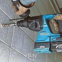 Makita DHR242Z 18V SDS+ Brushless Rotary Hammer Drill With LXT400 Bag