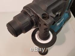 Makita DHR242Z 18v Brushless SDS Plus Rotary Drill + 3.0 Ah Battery (BL1830B)