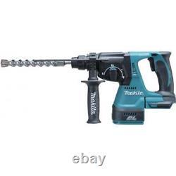 Makita DHR242Z 18v Cordless Sds Hammer Drill Body Only
