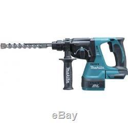 Makita DHR242Z 18v Sds Drill 18v Cordless Sds Hammer Drill Body Only