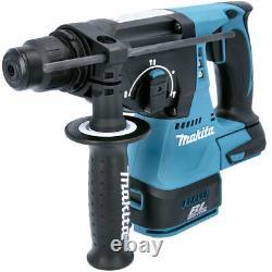 Makita DHR242Z DHR242 18V LXT Li-ion Brushless Rotary Hammer SDS+Drill Body Only