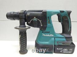Makita DHR243 18V Li-Ion SDS Rotary Hammer Drill