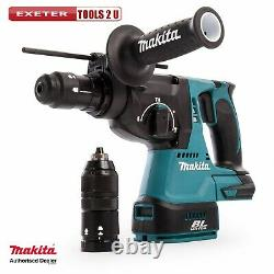 Makita DHR243Z 18v SDS+ Brushless Rotary Hammer Drill with QCC (Body Only)