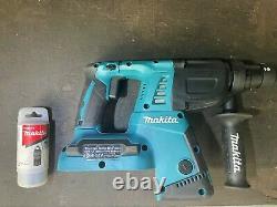 Makita DHR264Z 36V LXT SDS+ Rotary Hammer Drill Body Only + Quick Chuck