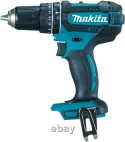 Makita DLX2131 18v Twin Pack DHP482 Combi Drill + DTD152Z Impact Driver 2 Batt