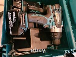 Makita DLX2145TJ Cordless 18V Combi Drill & Impact Driver Kit set