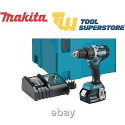 Makita DLX2180TJ 18V BRUSHLESS Combi Drill Impact Driver Twin Pack 2x 5.0Ah Kit