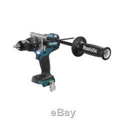 Makita DLX2214T 18-V Li-Ion 5.0 Ah Hammer Drill & Impact Driver Combo Kit 2-Tool