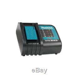 Makita DLX2220SYB 18-V Li-Ion Sub-Compact Drill & Driver Combo Kit (2-Tool)