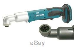 Makita DTL061Z 18V LXT Lithium Ion Angle Impact Driver Drill 1/4 Bare + Makpac
