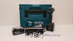 Makita Ddf485rfj 18v Lxt Brushless 2-speed Drill Driver 2x3ah Bl1830b Case