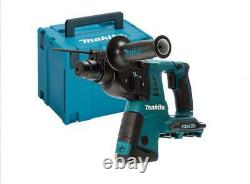 Makita Dhr263 Z 36v (18v Twin) Lxt Sds Hammer Drill Lxt Body Only In Makpac