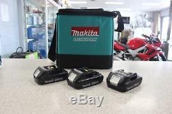 Makita Drill Battery Combo DDF482 DTD152 18V