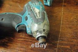 Makita Drill Set With Case, Charger, And Battery
