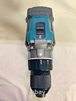 Makita GPH01Z 40V Max XGT Brushless Cordless 1/2 Hammer Driver-Drill New