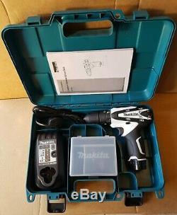 Makita HP330D 10.8v Impact Combi hammer drill Cordless 1 Battery kit BL1013