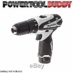 Makita HP330DZW 10.8v Li-ion Combi Drill White Body Only NO BATTERY HM