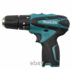 Makita HP330Z 10.8V Cordless Brushless Hammer Drill Driver Body Only