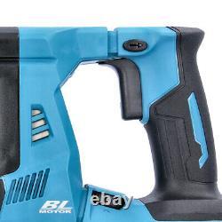 Makita HR003 40V Max XGT BL SDS+ Rotary Hammer Drill With Keyless Chuck & Case