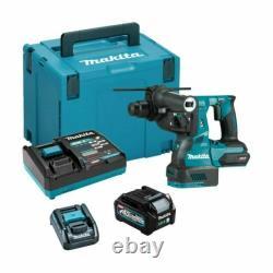 Makita HR003GD101 40v Max XGT SDS Plus BL Rotary Hammer Drill +1x 2.5Ah Battery