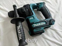 Makita HR166D 10.8 -12v CXT Brushless Slide SDS+ Plus Hammer Drill