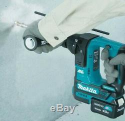 Makita HR166DSMJ 10.8v CXT SDS Rotary Hammer Drill Brushless 2 x 4.0ah Battery