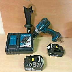 Makita Impact Driver DTD152 Combi Hammer Drill DHP458 BL1850B 18v MULTI OPTION