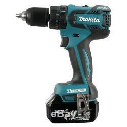 Makita LXPH05Z 18V Brushless Cordless 1/2 Hammer Driver/Drill & 3.0 Ah Battery