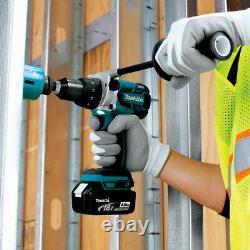 Makita LXT 18V 4Ah Li-Ion 1/2 in. Driver Drill Kit XPH07MB Certified Refurbished