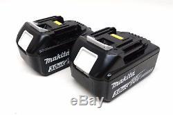 Makita LXT 18V Cordless Li-Ion 5 Power Tool Combo Kit XT610 Drill Driver Saw Bag