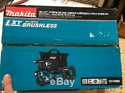 Makita Lxt 18v Lithium Sub-compact Brushless Impact Drill Driver Recipro Saw New