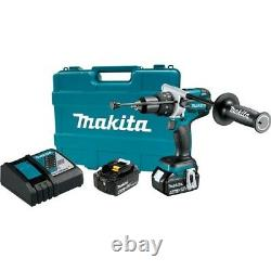 Makita Reconditioned Hammer-Drill Kit (XPH07M)