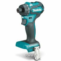 Makita SUB-COMPACT DRILL DRIVER DDF083Z 18V 2-Speed Gearing, Skin Only