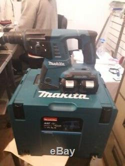 Makita Sds Hammer Drill DHR263 36V With 2x 3ah Batterys