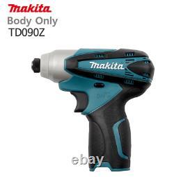 Makita TD090DWE (TD090DE) Cordless Impact Driver Drill 10.8V Li-Ion Body Only