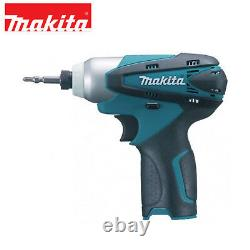 Makita TD090DZ 10.8V Cordless Impact Driver Drill