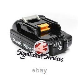 Makita XDT13Z 18V LXT Brushless Cordless 1/4 Impact Driver Drill BL1820 Battery