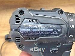 Makita XDT15 Impact Driver + XFD11 Drill 18V Li-Ion PPS 1698-1\3
