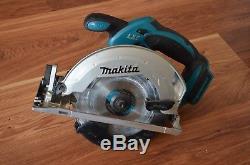 Makita XFD10 Cordless Drill & XDT11 Impact Driver & XXS02 Circular Saw 18V KIT