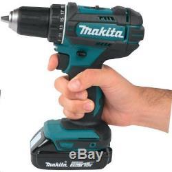 Makita XFD10R 18V LXT 1/2 Driver-Drill Kit (2.0 Ah Battery)