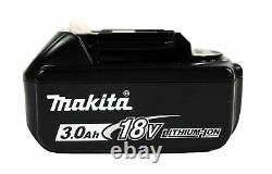 Makita XPH07Z 18V 1/2 in. Hammer Driver-Drill, 18V 3.0Ah Battery, DC18RC Charger