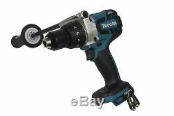 Makita XPH07Z 18V 1/2 in. Hammer Driver Drill with 2pc. BL1850B 18V 5.0Ah Battery