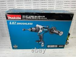 Makita XPH07Z 18V LXT Brushless Cordless 1/2 Hammer Driver Drill, Tool Only