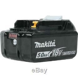 Makita XPH07Z 18V LXT LIon Brushless Cordless 1/2Hammer DriverDrill Kit w 5Ah